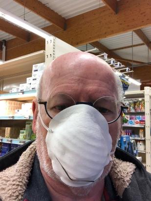 Porter un masque, c'est technique