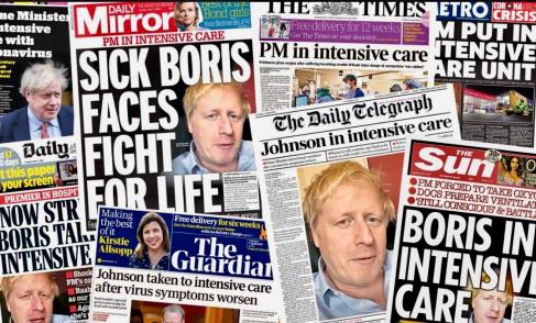 Ah, Boris ...